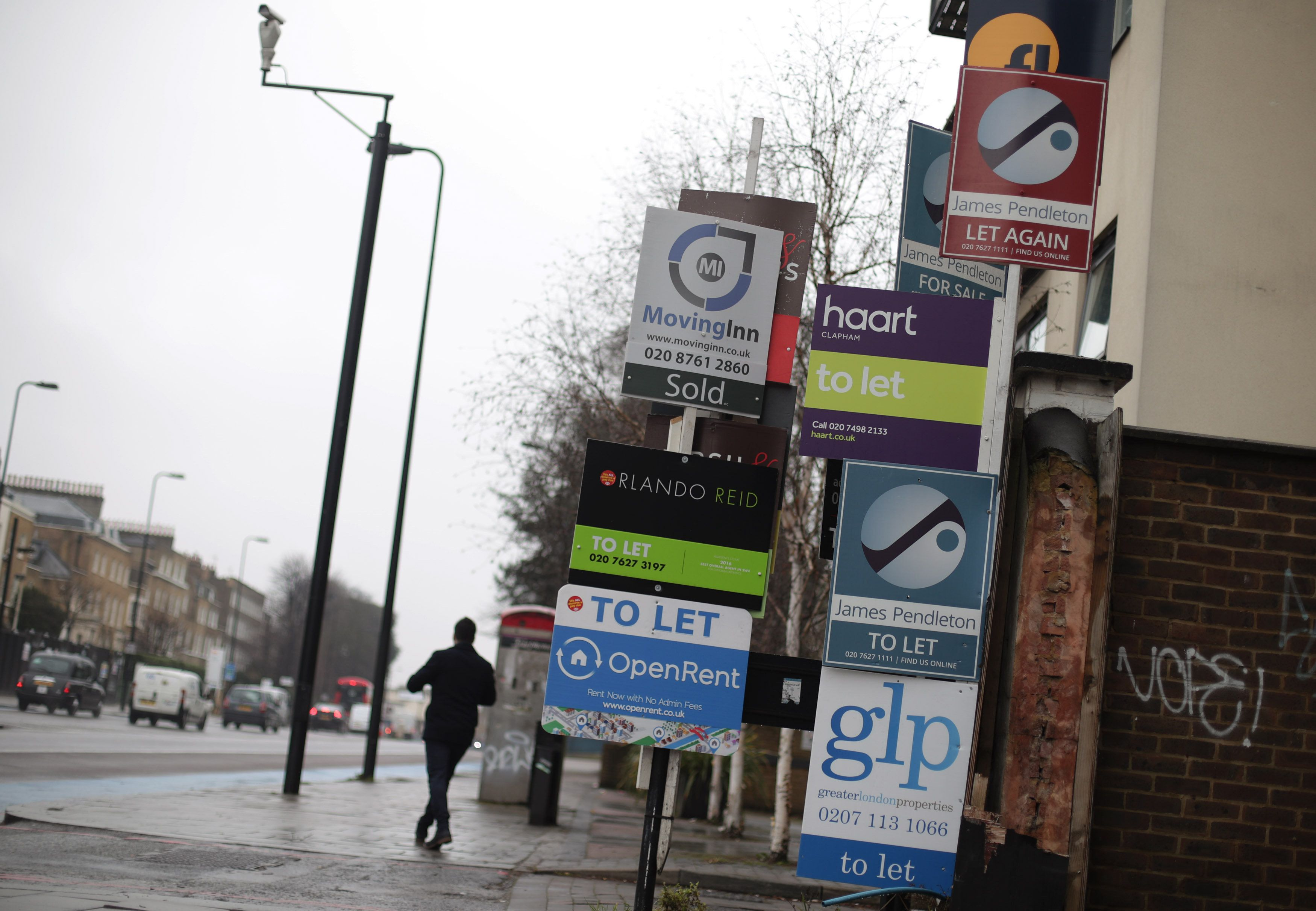 Rents are expected to rise by 15% in the UK over the next five