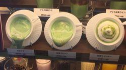일본에서는 폭염으로 레스토랑 음식 모형까지