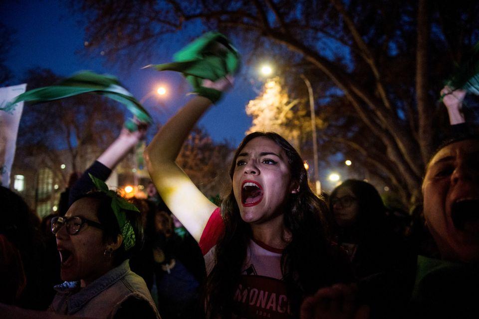Και πάλι «Όχι» στις γυναίκες της Αργεντινής. Η Γερουσία αρνήθηκε να αναγνωρίσει το δικαίωμα στην