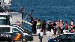 L'Espagne accueille un nouveau bateau d'ONG chargé de