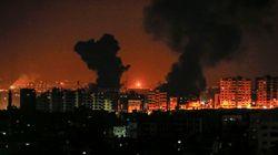 Gaza: 3 morts dont une femme enceinte et sa fille dans des raids
