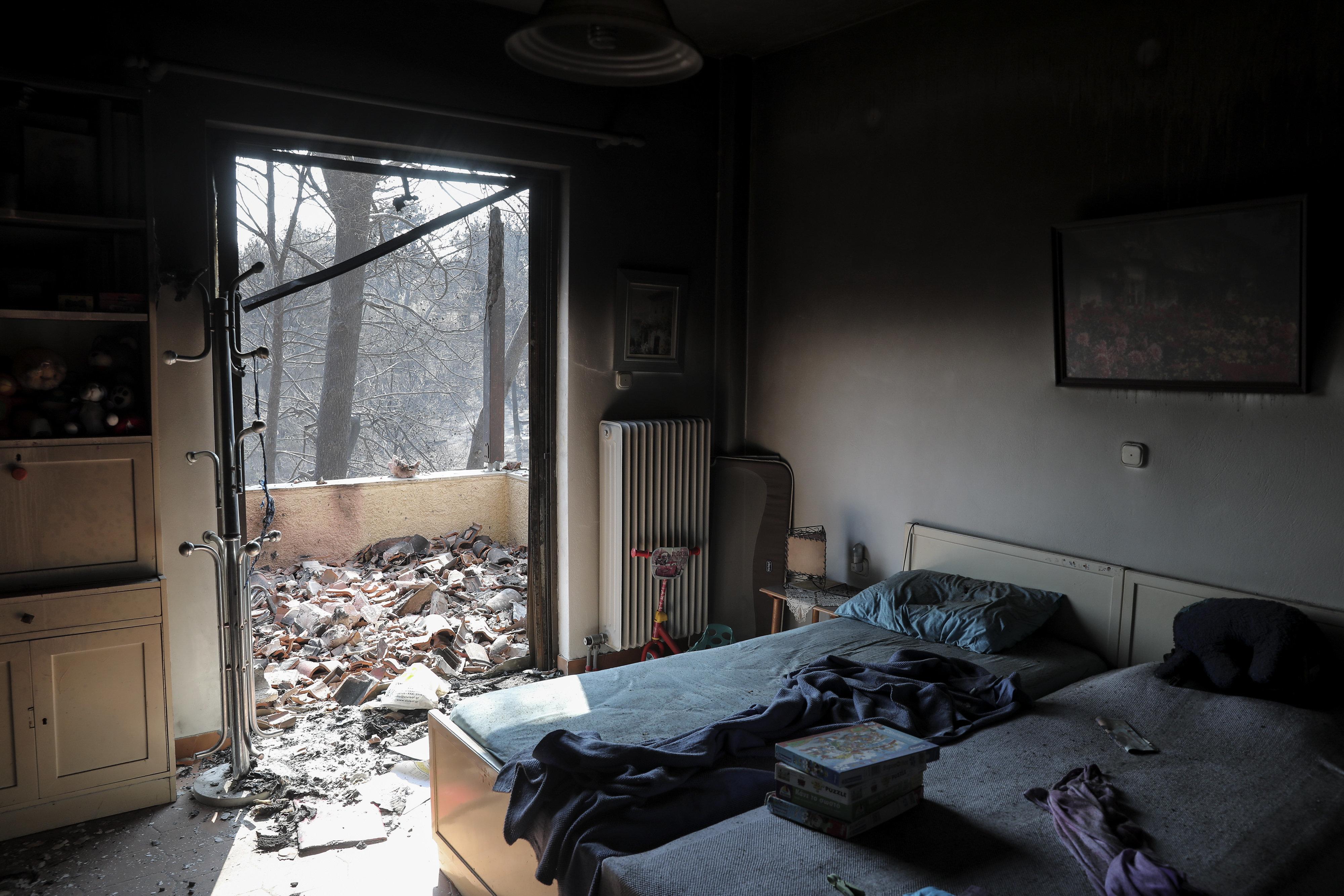 Η λίστα των θυμάτων της πυρκαγιάς στο Μάτι και τα συμπεράσματα που προκύπτουν