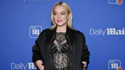 """Lindsay Lohan s'attire les foudres des internautes après avoir dit que #MeToo fait """"paraître les femmes"""