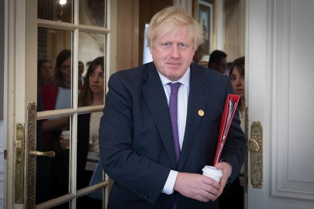 Boris Johnson And Accusations Of