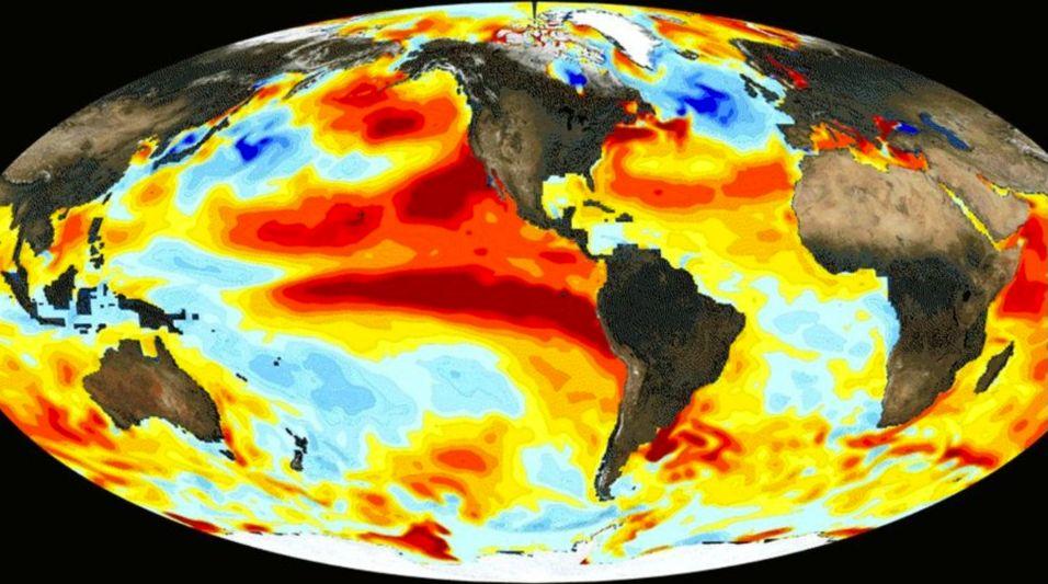 Das Wetter-Phänomen El Niño braut sich zusammen – und es drohen katastrophale