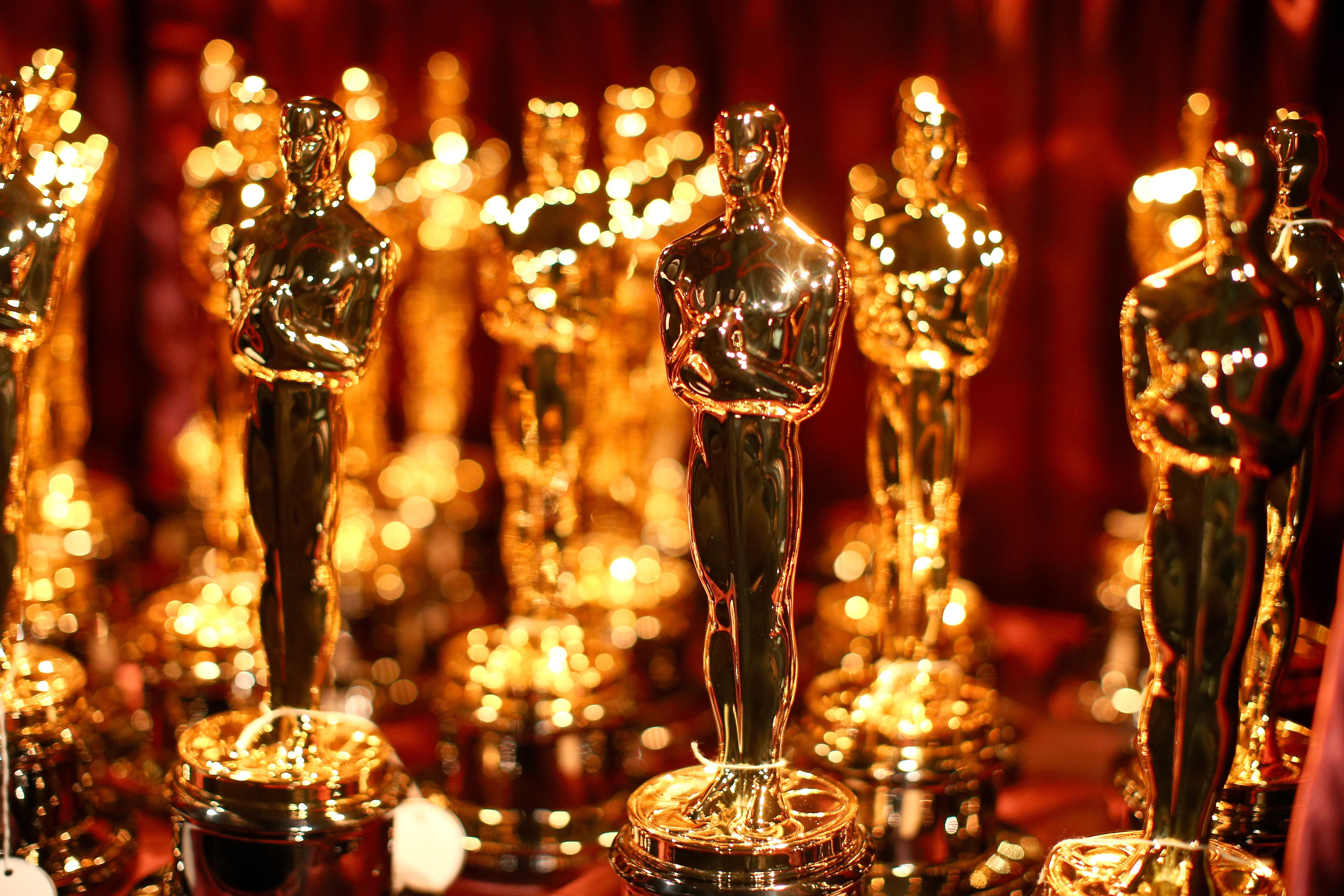 The Oscars will take place later this