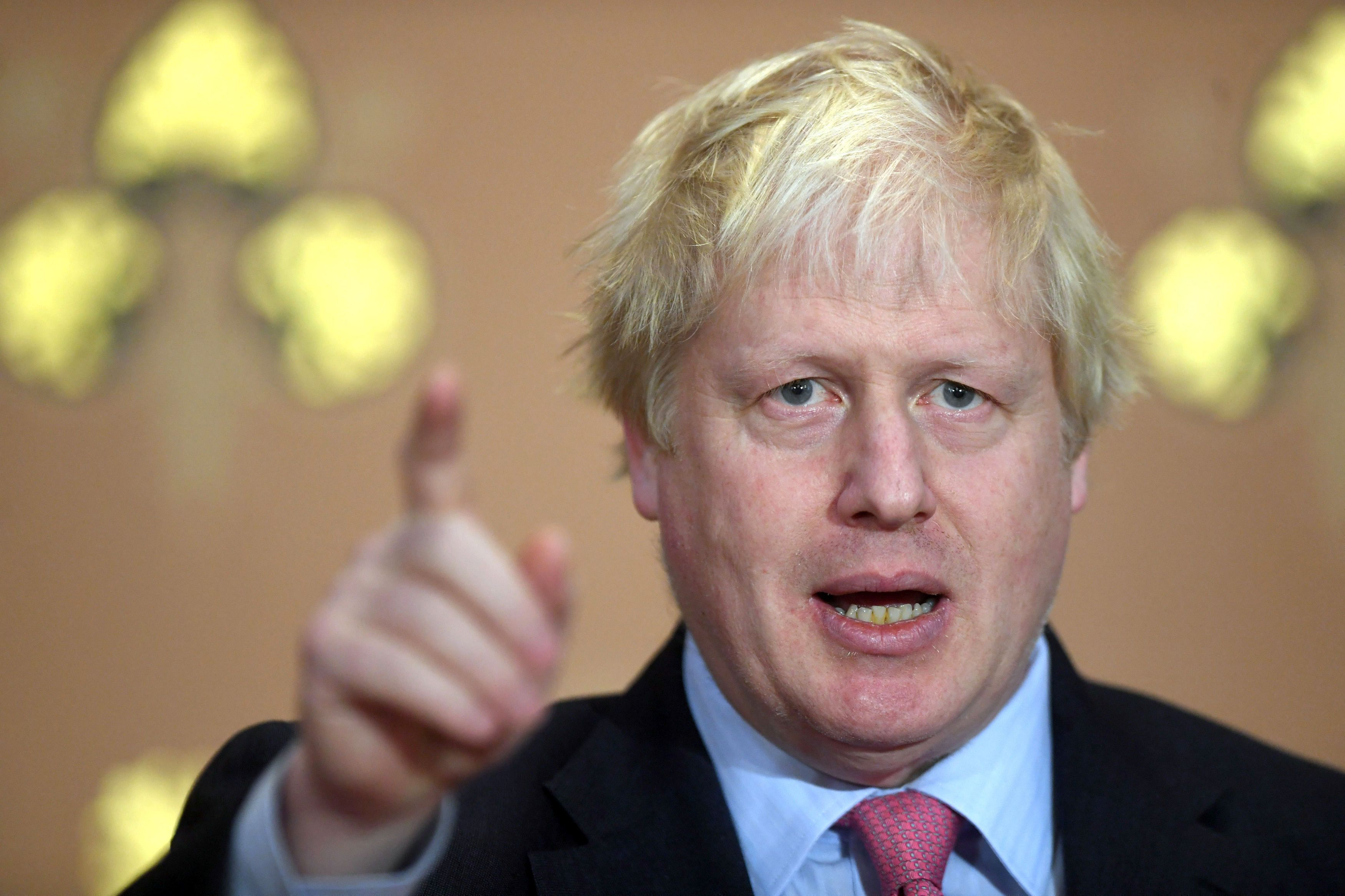 Boris Johnson To Face Investigation Over Burka Comments Following Complaints He Breached Tory Party Code