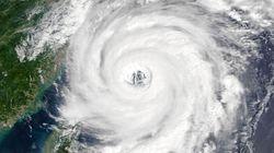 북상 중인 14호 태풍 '야기'가 8월 폭염의 향방을