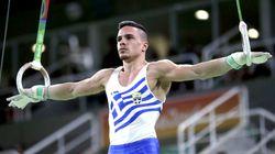 Εντυπωσιακός ο Πετρούνιας, έκλεισε θέση στον τελικό του Ευρωπαϊκού Πρωταθλήματος ενόργανης