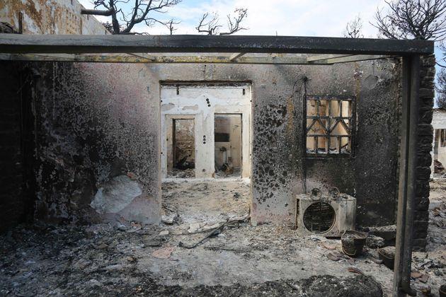 132 εκατ. ευρώ για να ξαναφτιαχτούν τα σπίτια που καταστράφηκαν στις πυρκαγιές. Πόσα θα δοθούν ανά