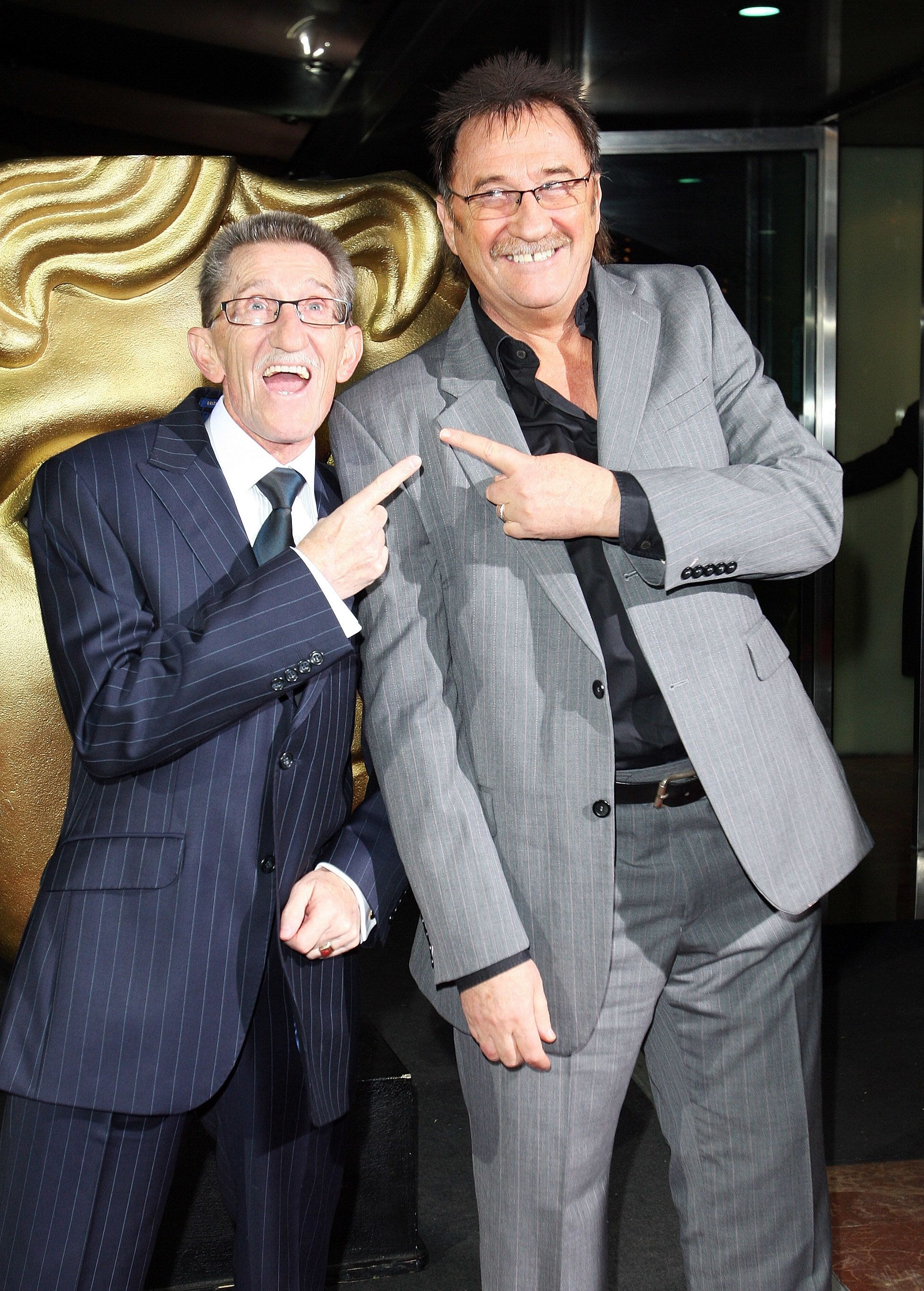 Paul Chuckle Vows To Continue Showbiz Career Without Late Brother Barry