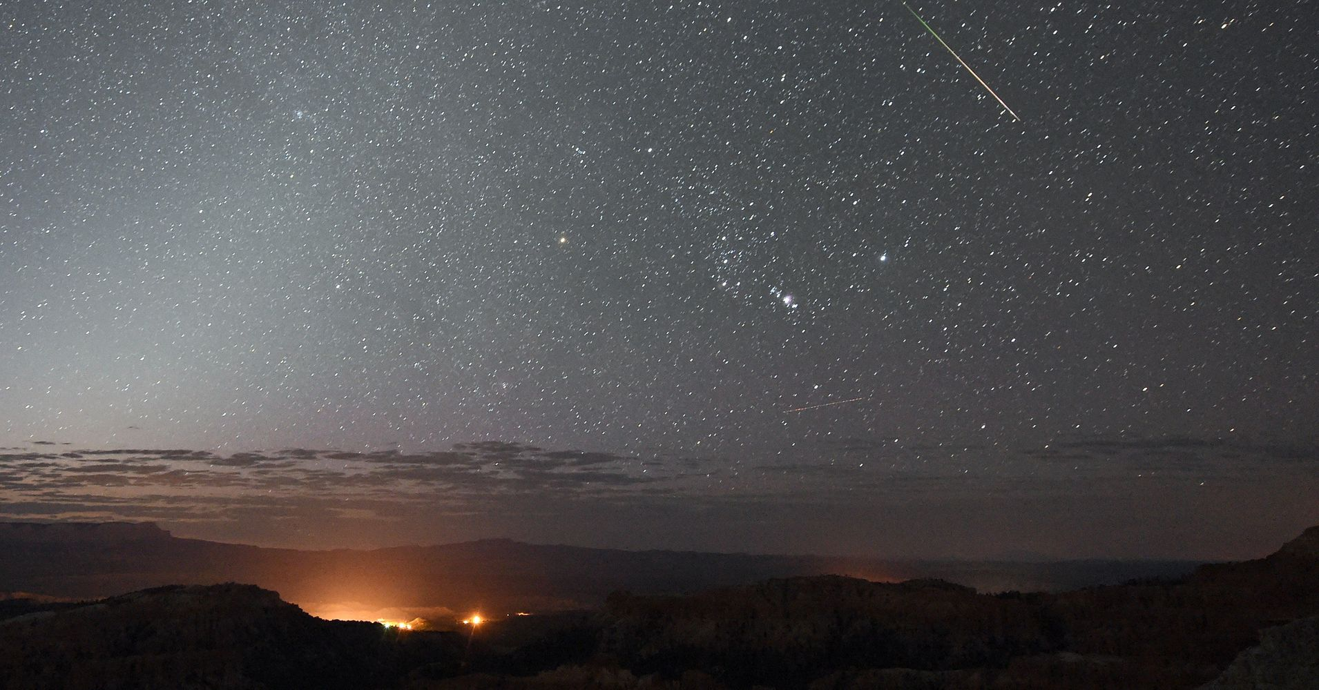 Perseid Meteor Shower To Put On Brilliant Show This Weekend