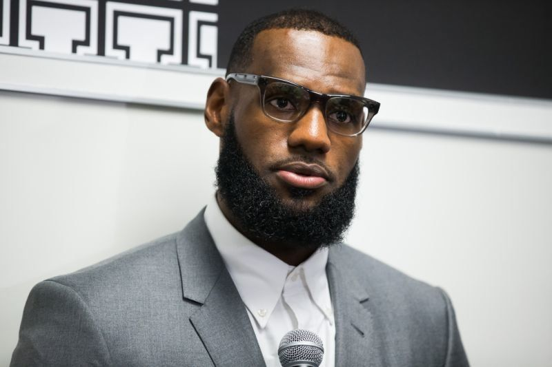 Thousands Petition For LeBron James As U.S. Secretary Of