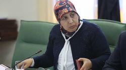 Yamina Zoghlami dénonce