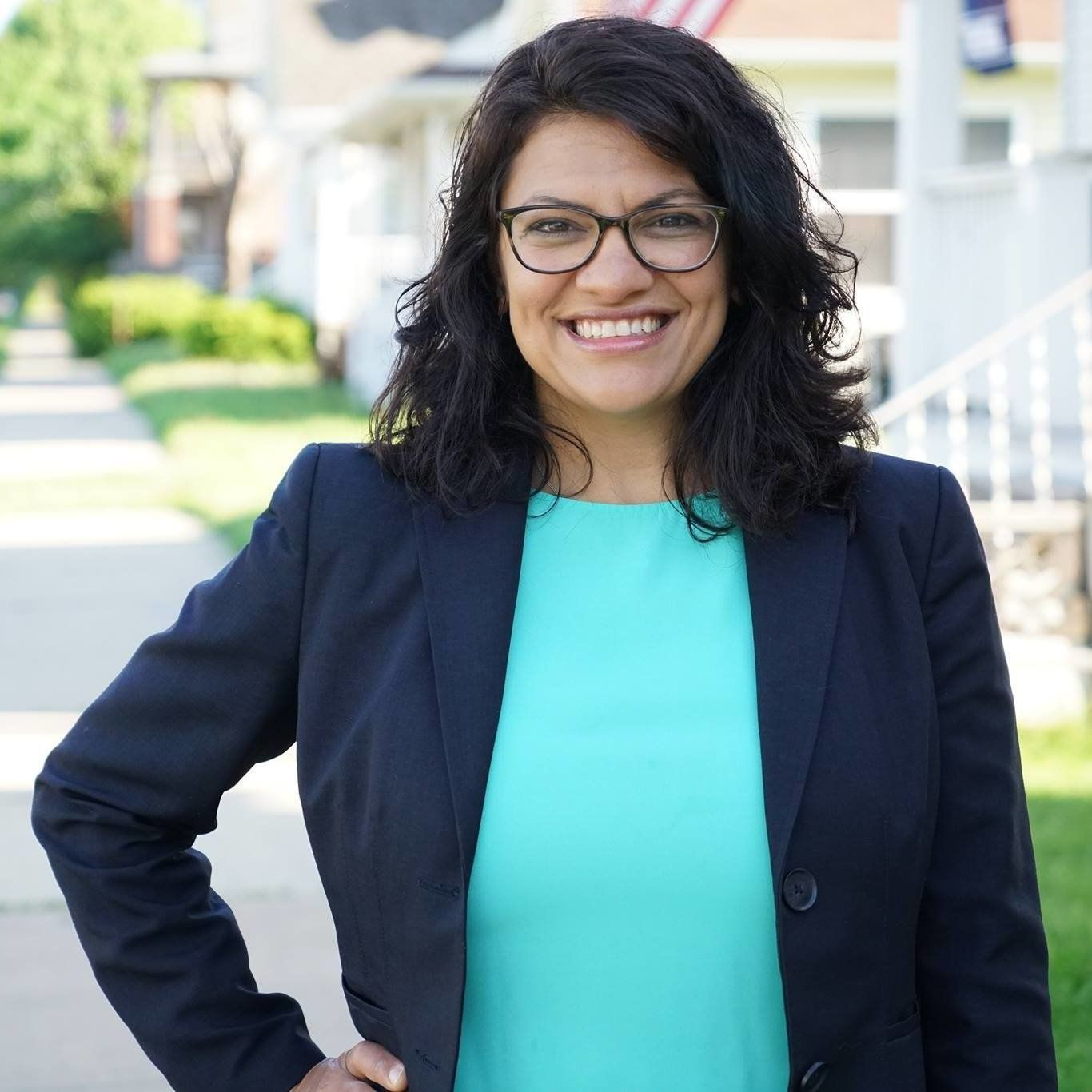 Rashida Tlaib won the Democratic primary for Michigans 13th Congressional District on Tuesday making her the first Muslim woman in Congress