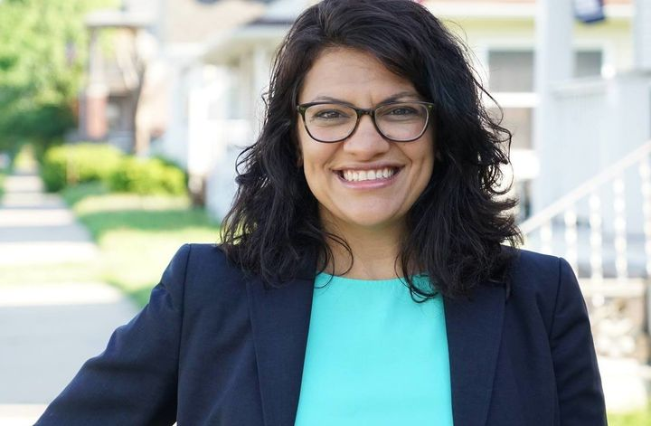 Rashida Tlaib won the Democratic primary for Michigan's 13th Congressional District on Tuesday, making her the first Muslim w