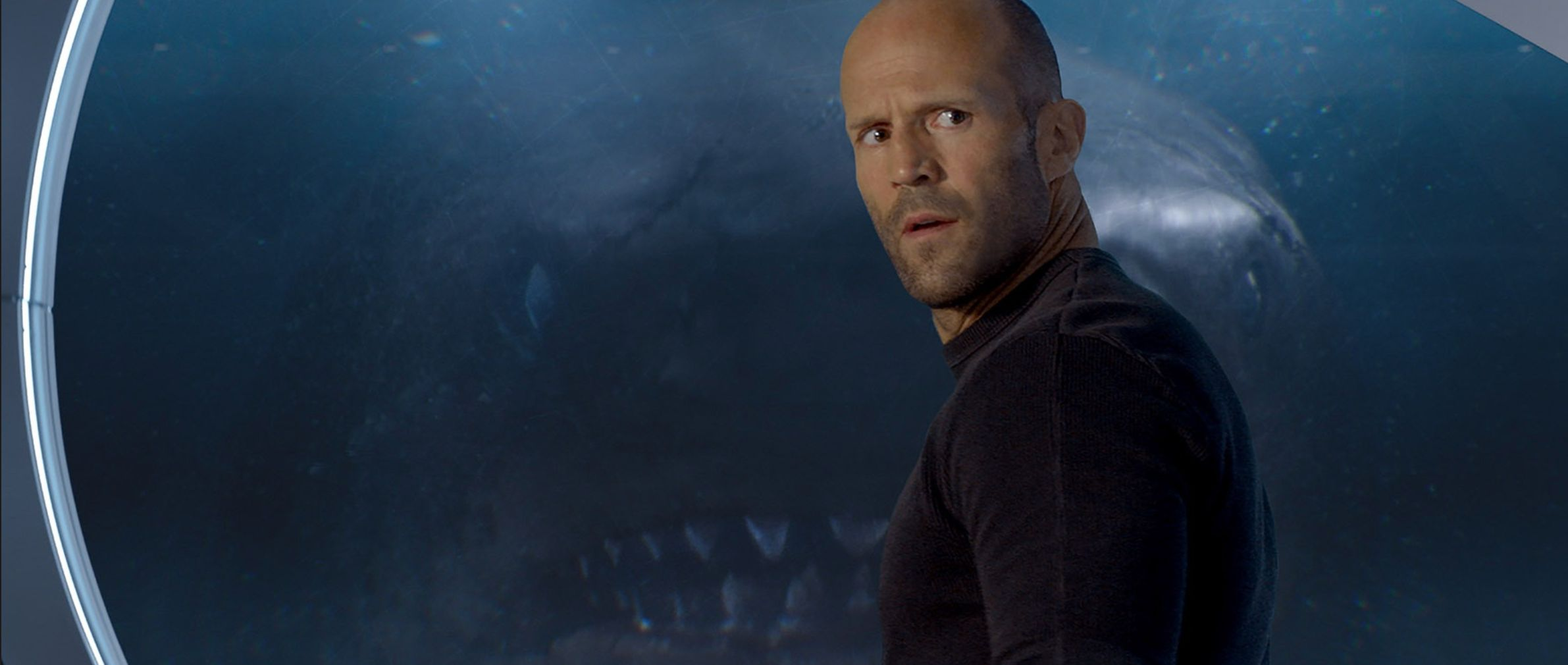 Summer's Monster Movie Features Jason Statham And A Humongous Prehistoric