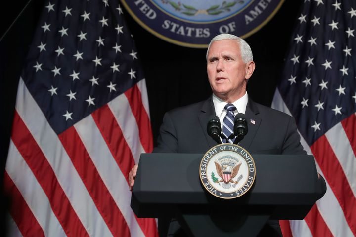 Vice President Mike Pence on Thursday announced plans to create a sixth branch of the U.S. military called the U.S. Space For