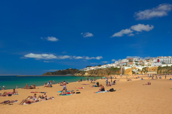 "The Algarve, the southernmost region of Portugal, is home to ""some of Europe's most beautiful beaches,&rdquo"