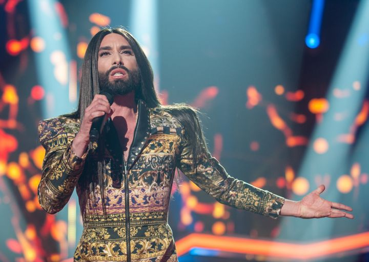 Austria's Conchita Wurst won the Eurovision Song Contest in 2014 and has gone on to become an international LGBTQ rights icon