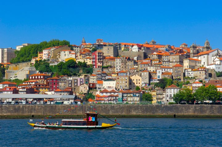 Porto is a city known for — you guessed it — its port wine.