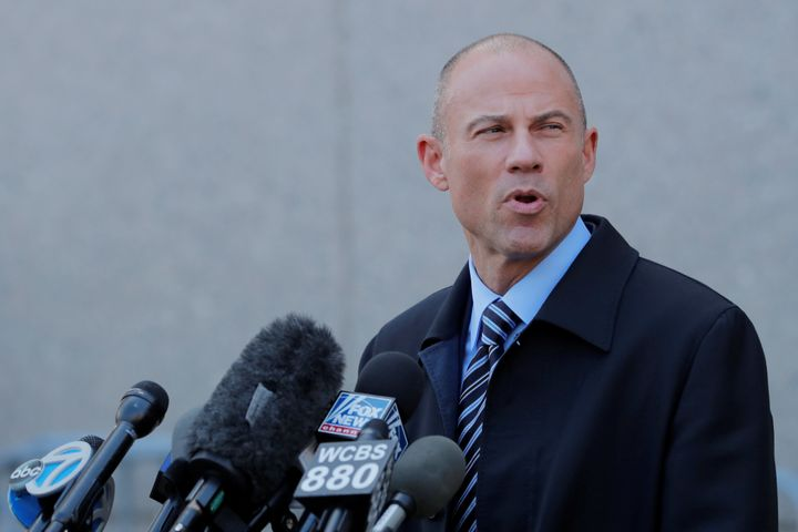 "Stormy Daniels' attorney Michael Avenatti said, ""I'm exploring a run for the presidency of the United States, and"