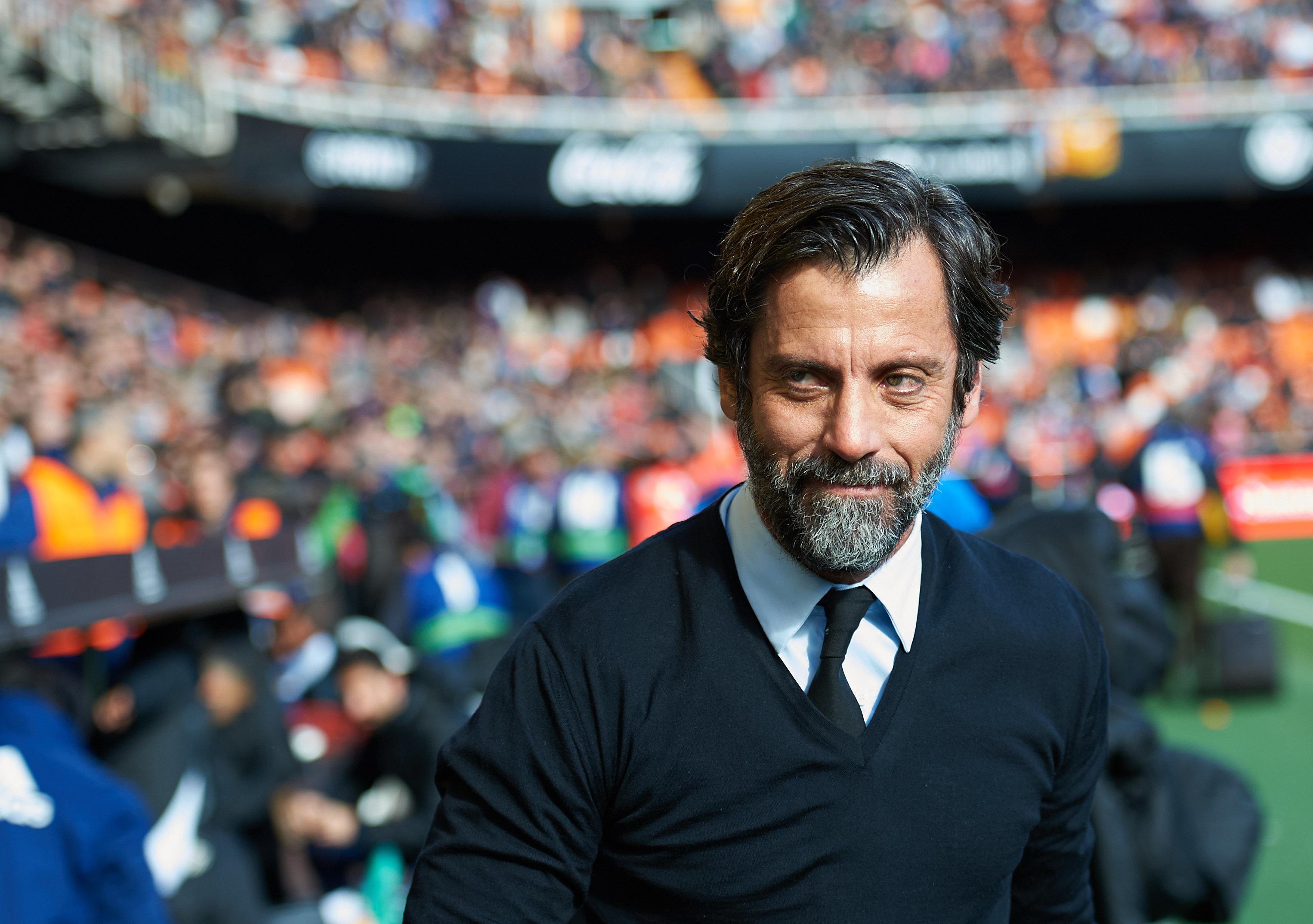 대한축구협회가 키케 플로레스에 감독직을 제안했다는 보도가