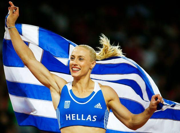 Η συγκινητική ανάρτηση της Νικολ Κυριακοπούλου μετά το ασημένιο μετάλλιο στο επι κοντώ στο Ευρωπαϊκό...
