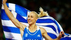 Η συγκινητική ανάρτηση της Νικολ Κυριακοπούλου μετά το ασημένιο