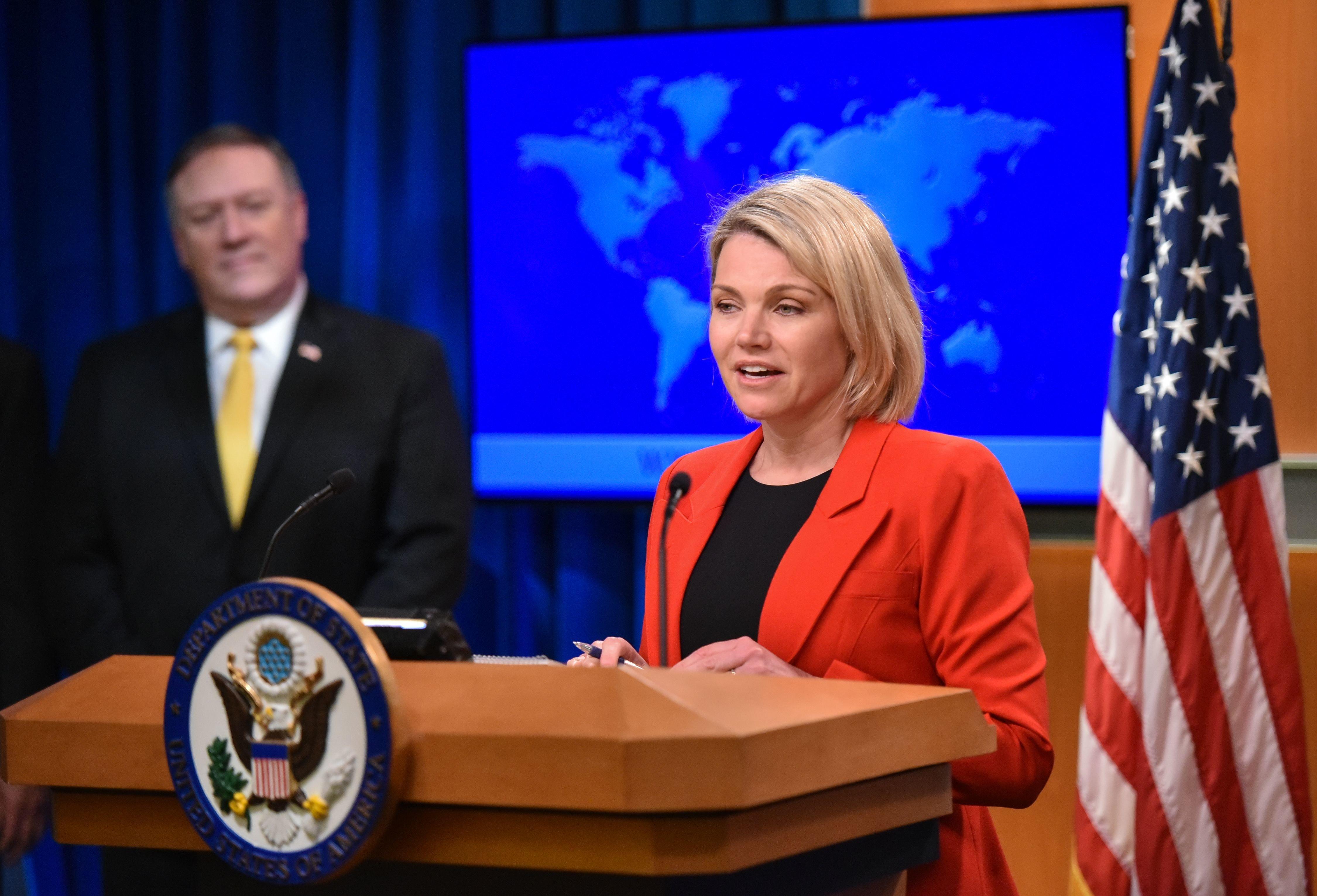 북한과 대화가 끊어진 것 아니냐는 의문에 미국이 내놓은