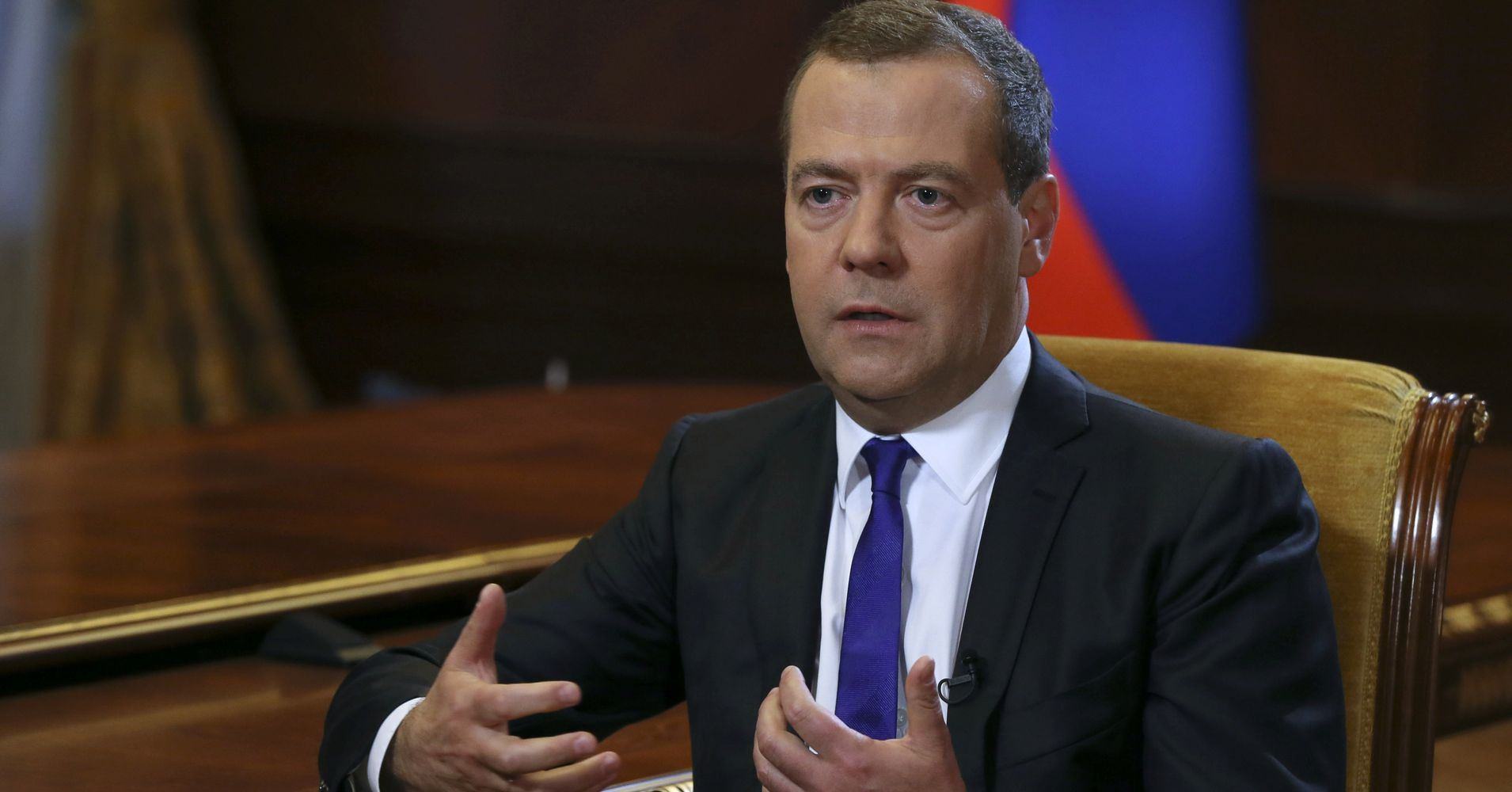 Russian PM: Any U.S. Effort To Curb Russian Banking Will ...