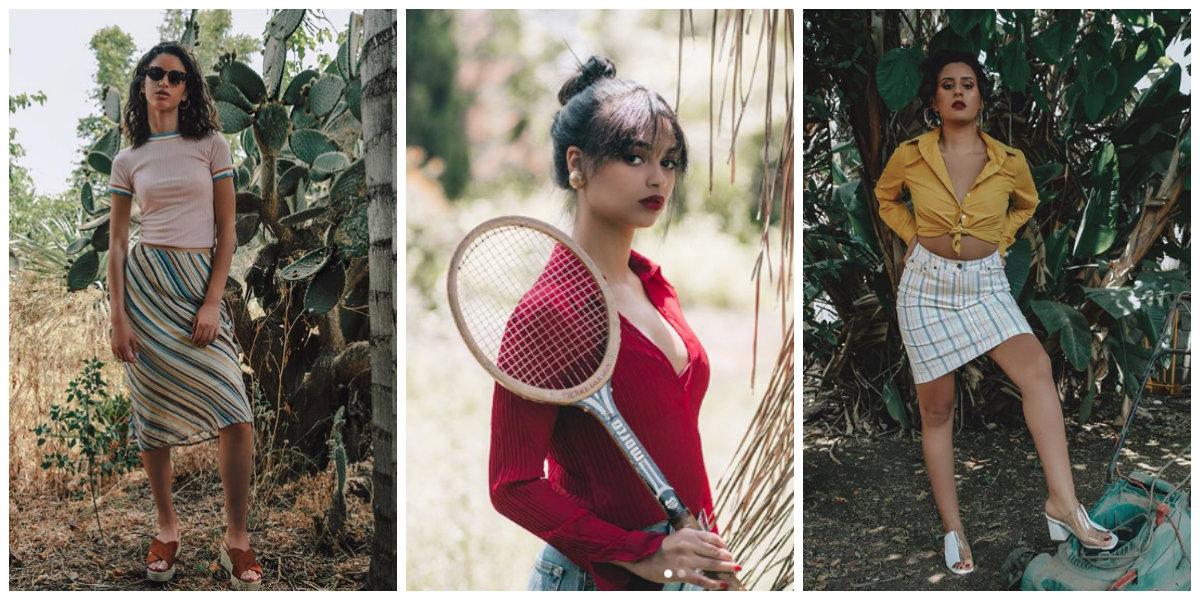 """""""Huru"""", la nouvelle boutique en ligne pour s'habiller vintage au Maroc sans se"""