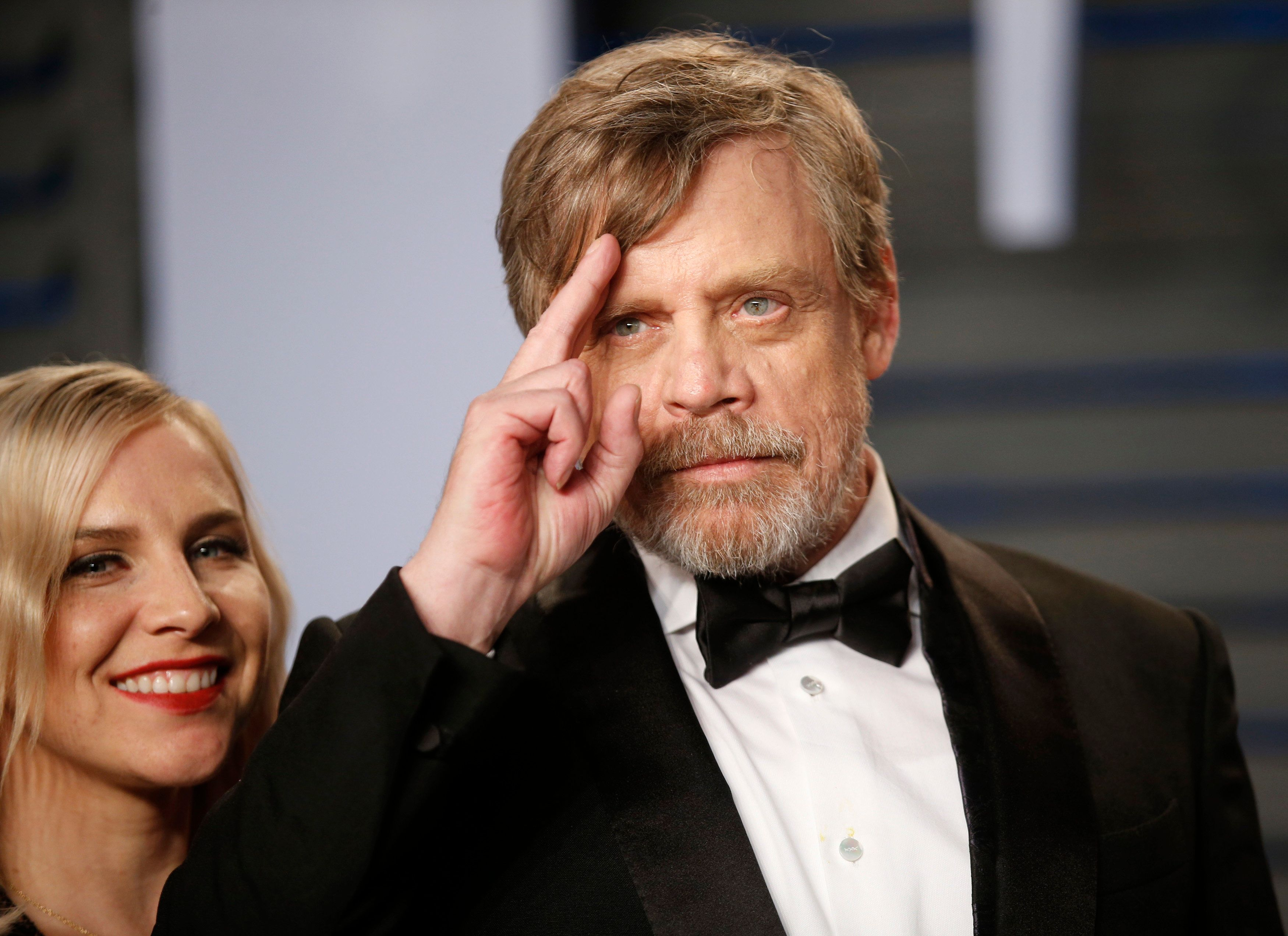 Mark Hamill Mocks Trump's 'Space Force' With 'Star Wars' Burn