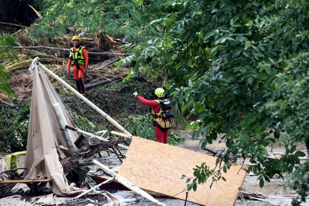 Γαλλία: Περίπου 1.600 άνθρωποι απομακρύνθηκαν με ασφάλεια από πλημμυρισμένες