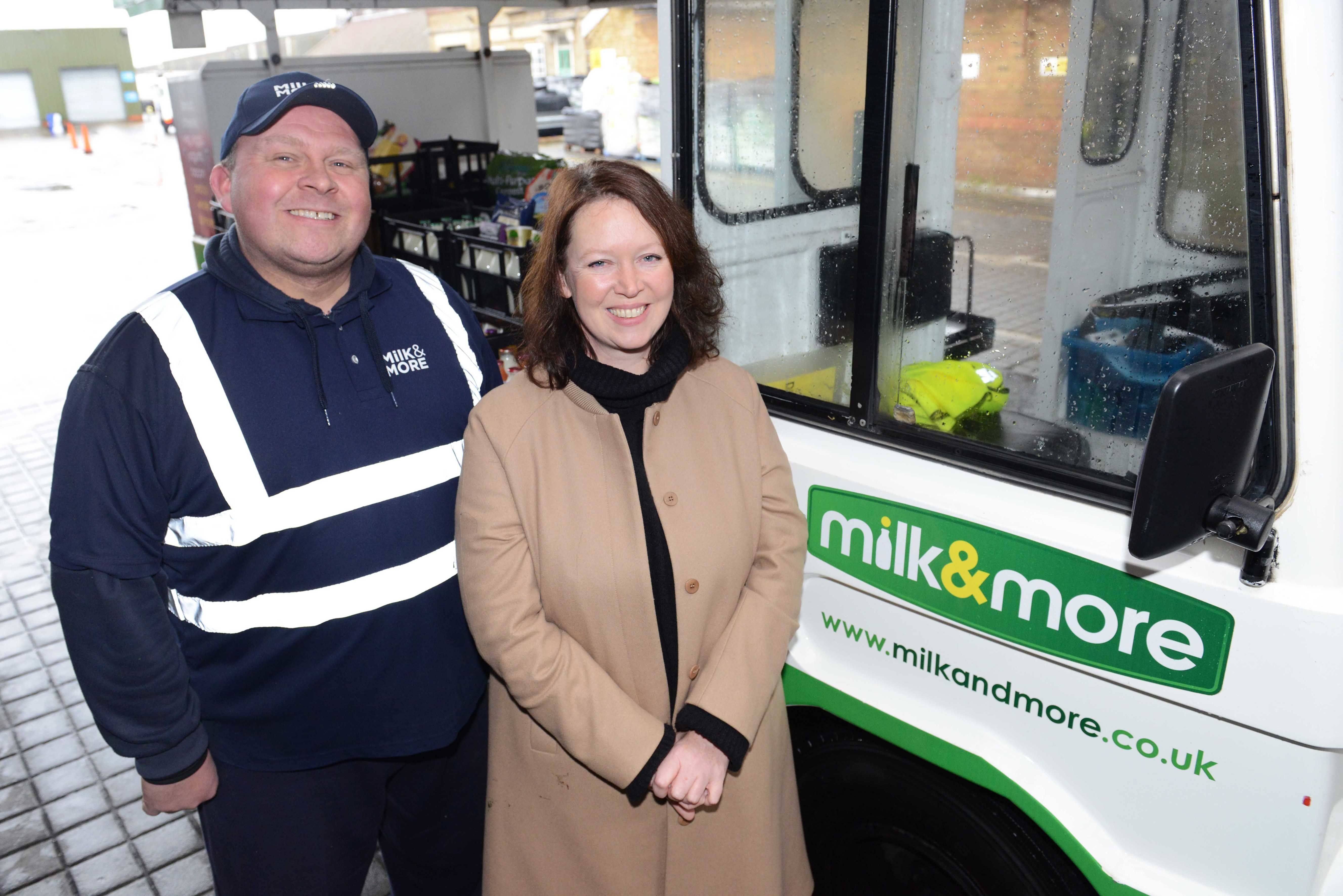 'Hero' Milkman Performs Random Acts Of Kindness On Milk