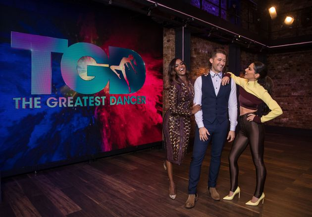 Oti Mabuse and Matthew Morrison will join Cheryl on the panel of 'The Greatest