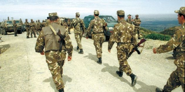 Ain Defla : deux casemates pour groupes terroristes découvertes et détruites par l'Armée