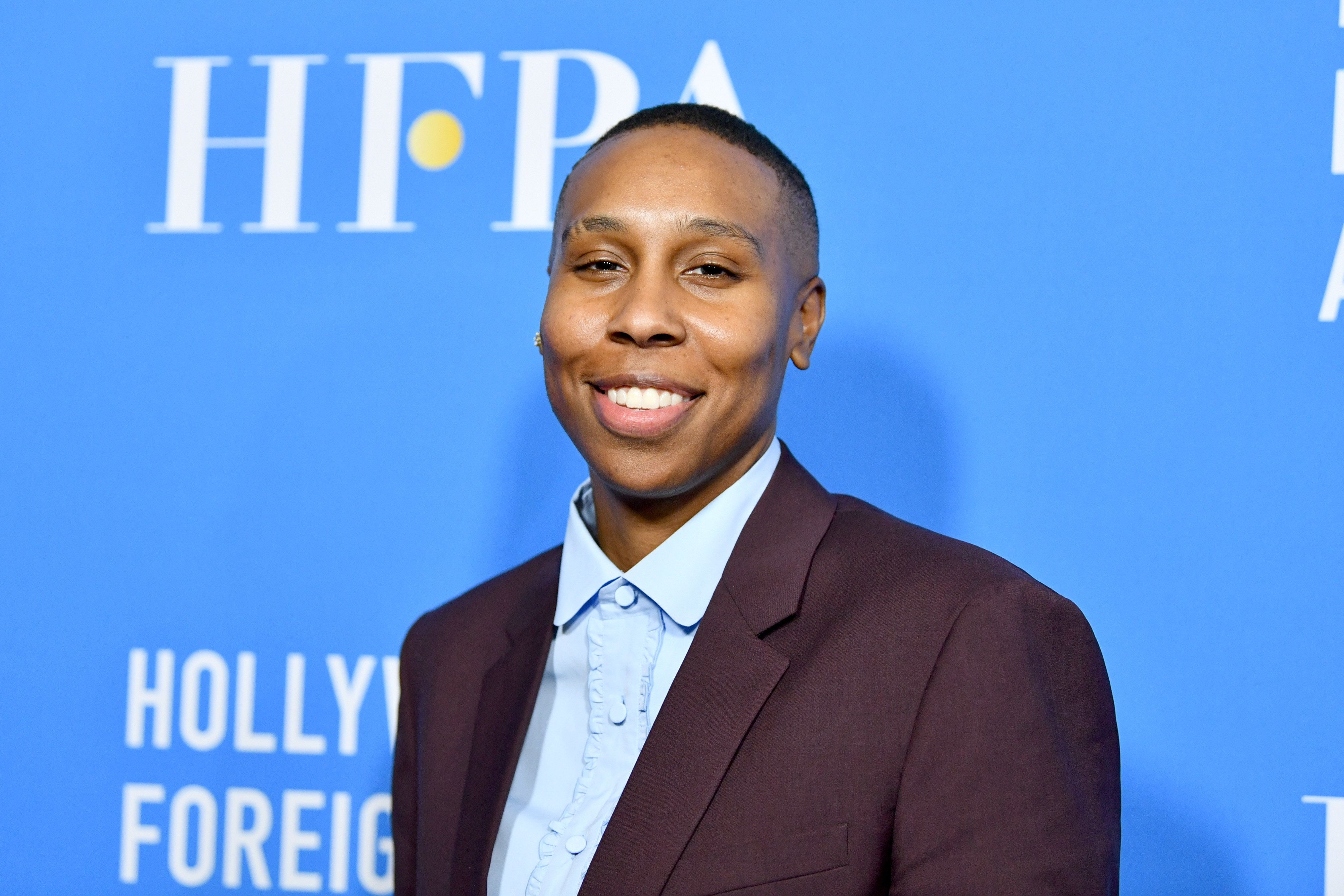 BEVERLY HILLS, CA - AUGUST 09:  Lena Waithe attends the Hollywood Foreign Press Association's Grants Banquet at The Beverly Hilton Hotel on August 9, 2018 in Beverly Hills, California.  (Photo by Emma McIntyre/Getty Images)