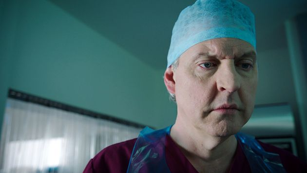 Bob has played Dr Sacha Levy since