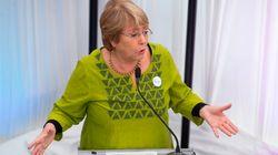 ONU: Michelle Bachelet, l'ex-présidente du Chili nommée cheffe des droits de