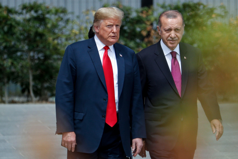 Trump verschärft die Strafzölle gegen die Türkei, dort stürzt die Währung ab – das sind die Folgen für Deutschland