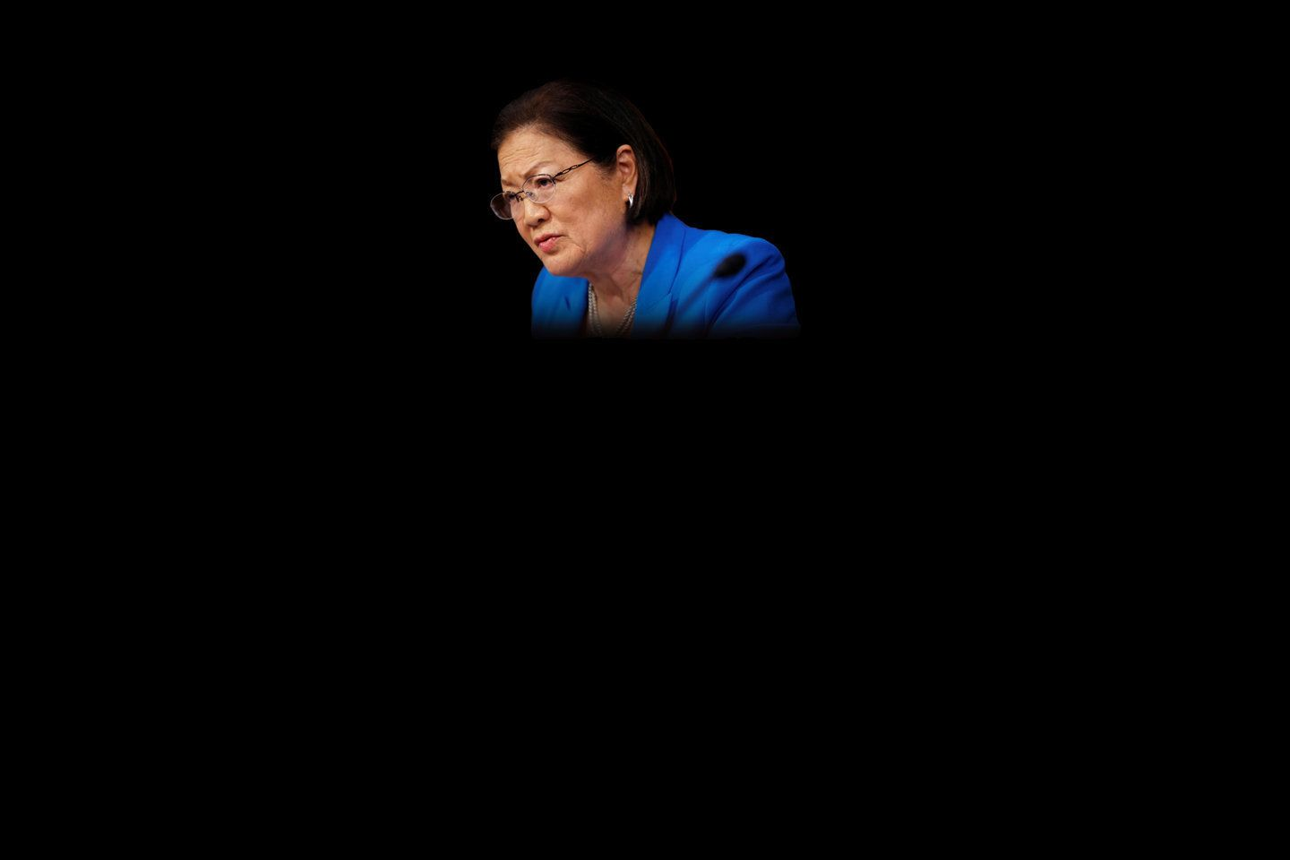 Mazie Hirono Is Grilling Nominees On Sexual Harassment. Brett Kavanaugh Is Next.