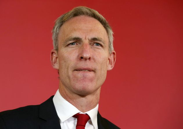 Former Scottish Labour leader Jim Murphy.