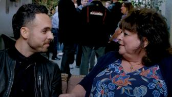 Moms sat down with their gay sons for open conversations about their mother-son relationships