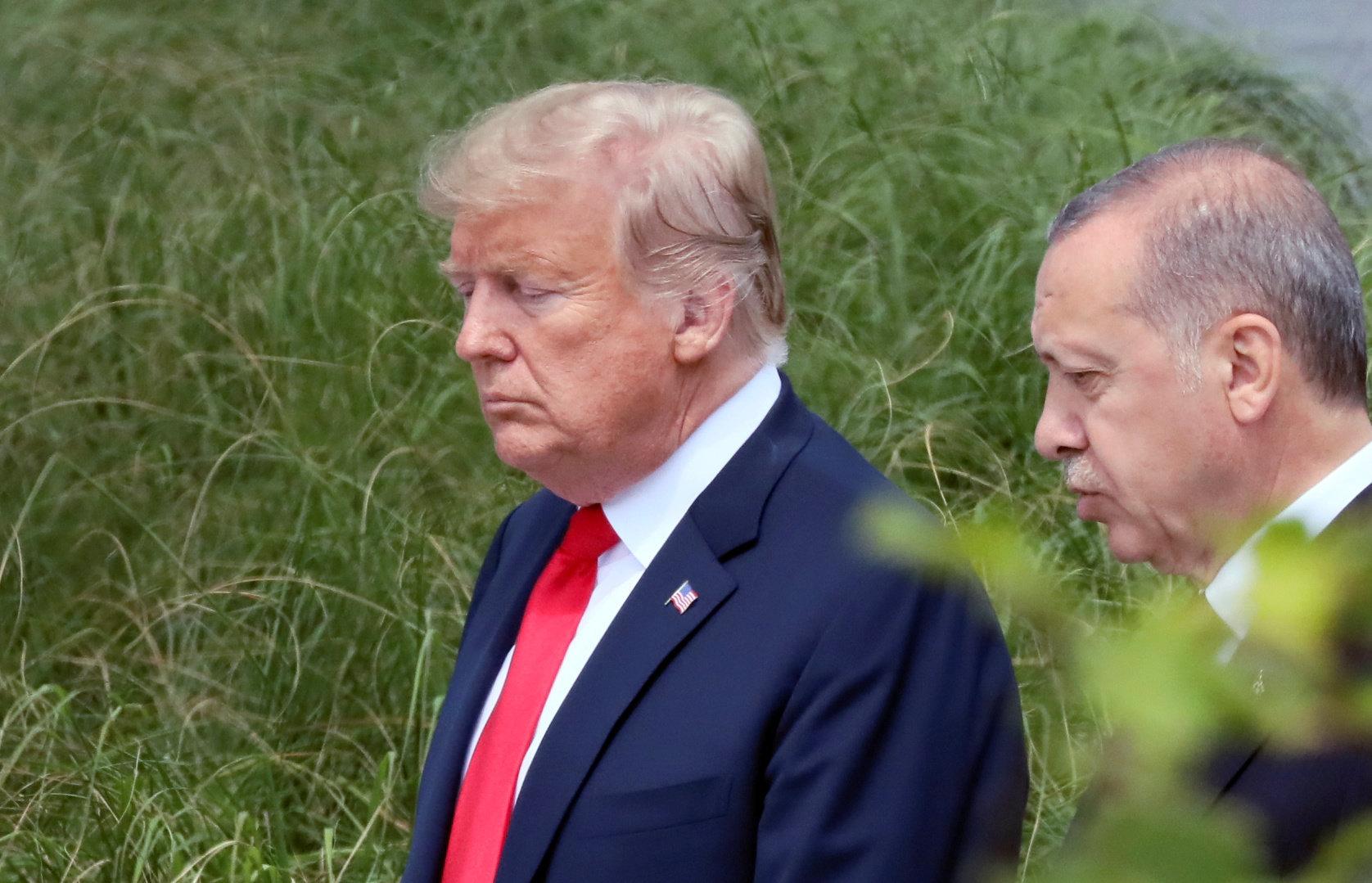 Τα έξι σημεία διαφωνίας μεταξύ ΗΠΑ και Τουρκίας