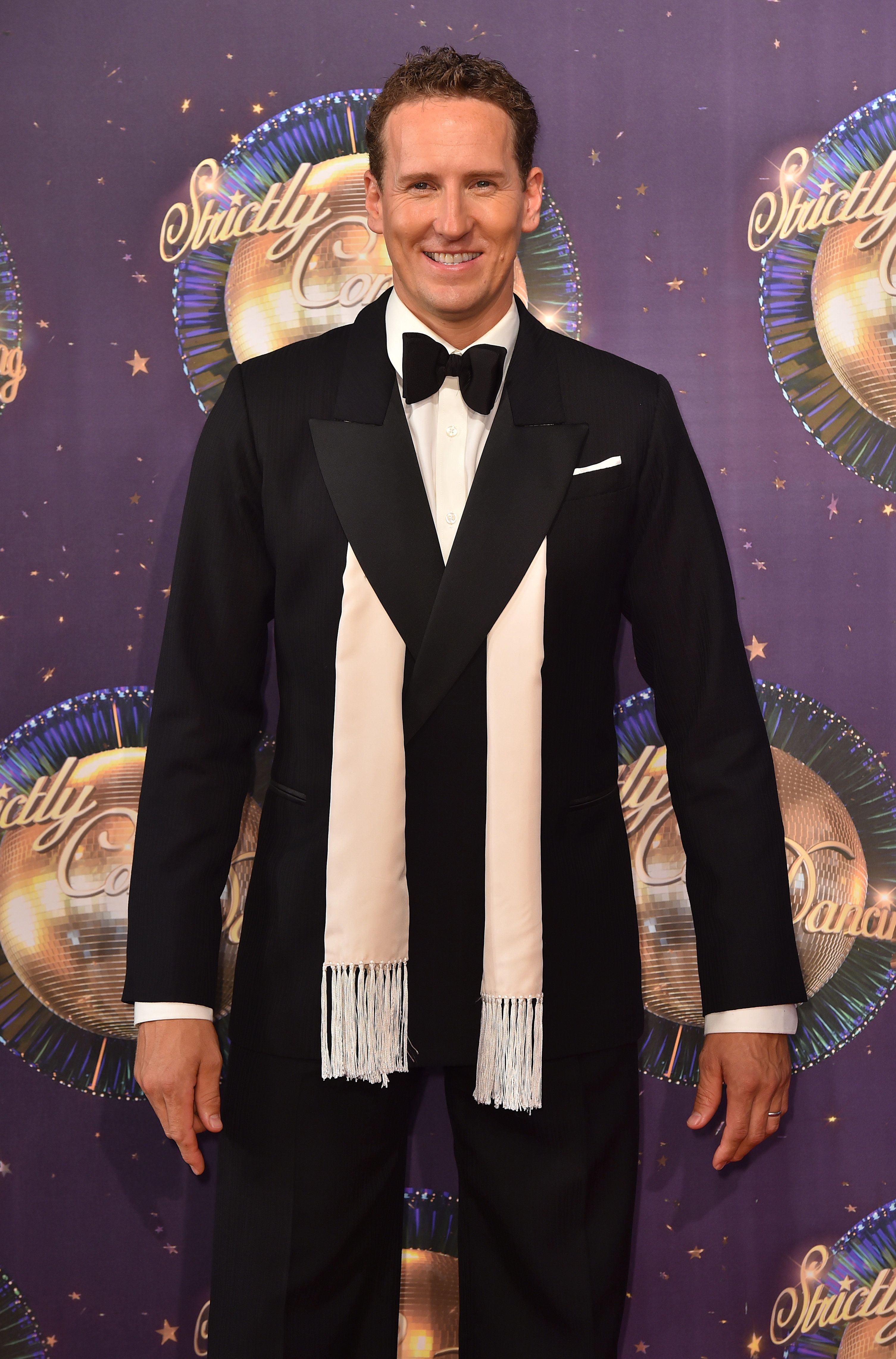 Brendan Cole's 'Strictly' Replacement Revealed - And He Looks Familiar