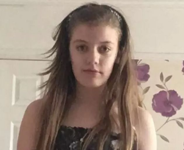 The body of schoolgirl Lucy McHugh was found on July 26 in woodlandat Southampton Sports