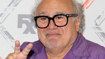 BEVERLY HILLS, CA - AUGUST 03:  Danny DeVito attends FX Networks Starwalk Red Carpet at TCA at The Beverly Hilton Hotel on August 3, 2018 in Beverly Hills, California.  (Photo by Jean Baptiste Lacroix/WireImage)
