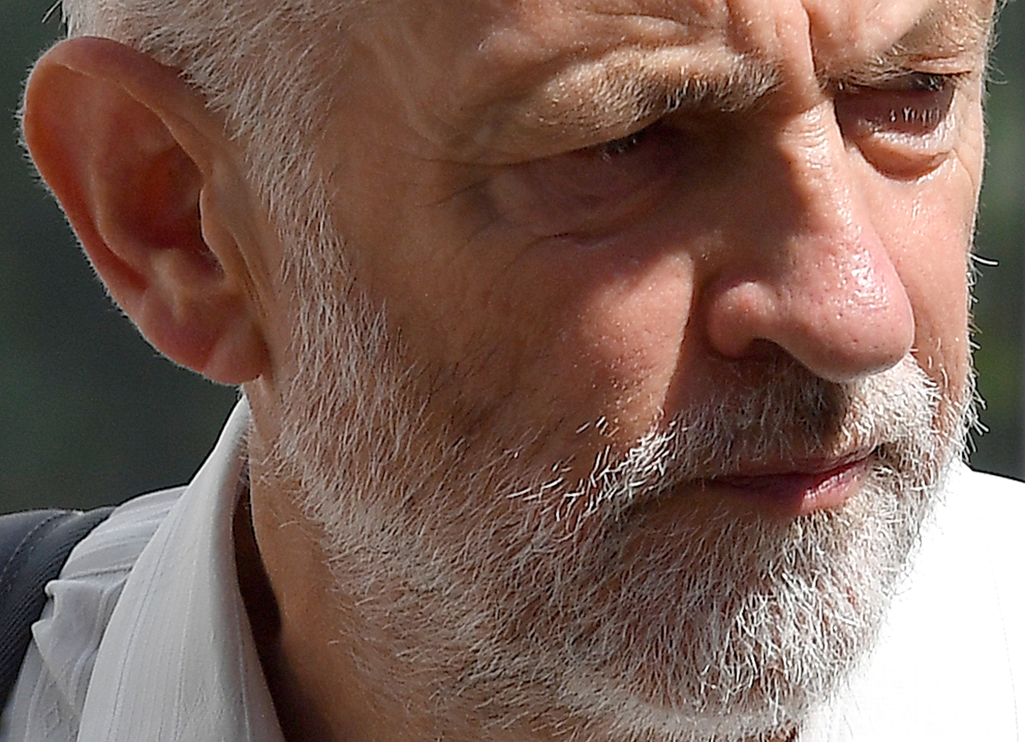 Corbyn Faces Fresh Questions Over Visit To Palestinian Graveyard In
