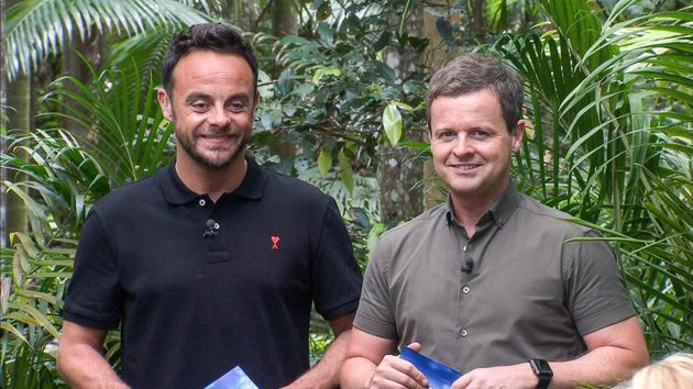 Ant McPartlin and Declan Donnelly have presented 'I'm A Celebrity' together for the last 16